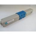 OKI C301 - OKI C321 Mavi Toner Muadil