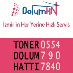 Toner Dolum Çiğli AOSB izmir